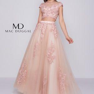 Mac Duggal Ball Gown (Prom)